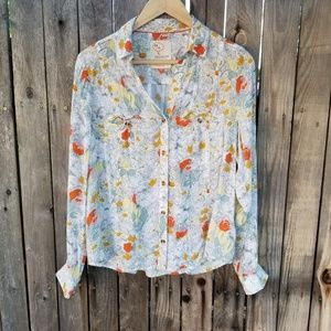 Anthropologie  12 of 52 conversations  blouse